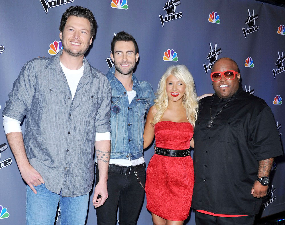 of Blake Shelton    s team on The Voice   season 3  Exciting newsThe Voice Judges 2013 Names